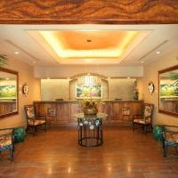 New lobby interior