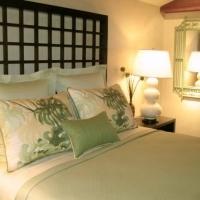 Guest bedroom details