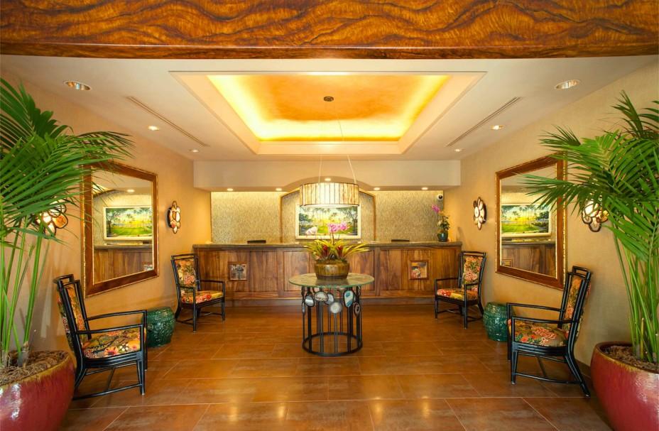 3 New lobby interior